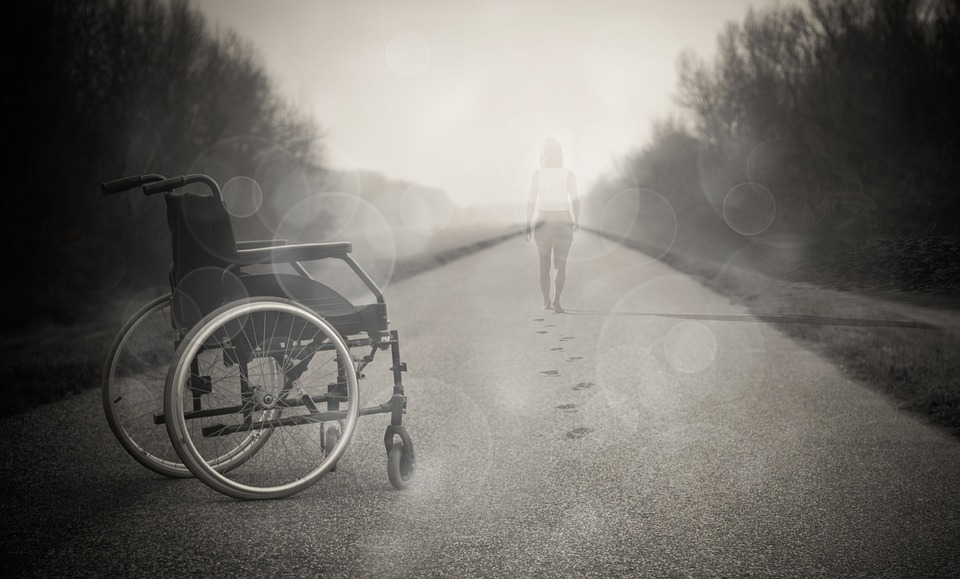 My Disability Does Not Disable Me