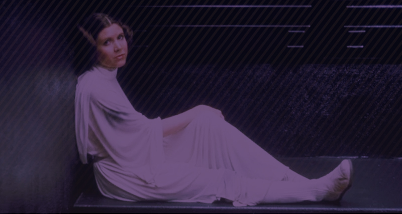 Carrie Fisher: The Lost Voice